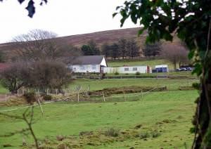 Henbarc Farm, Mynachlog-ddu
