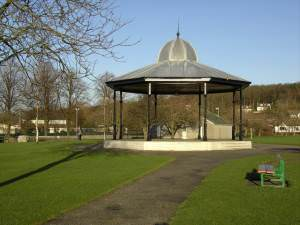 The Bandstand.