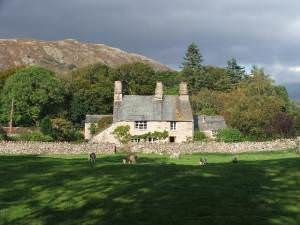 Dalegarth Hall, Eskdale.