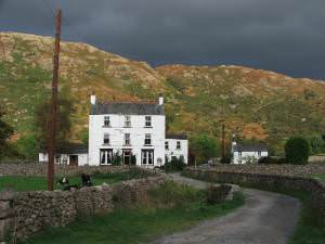 The Brooke House Inn, Boot, Eskdale.