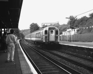Upper Warlingham station