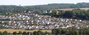 Elberry Housing estate, Broadsands