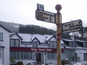 Kings House Hotel & Signpost