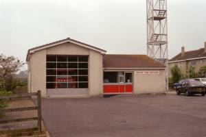 Seaton Fire Station