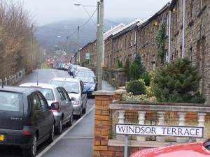 Windsor Terrace, Abernant, near Aberdare