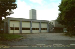 Penzance Fire Station