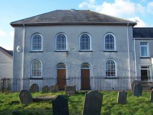 Salem Chapel, Robertstown near Aberdare