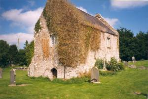 Charnel House, Carew Cheriton
