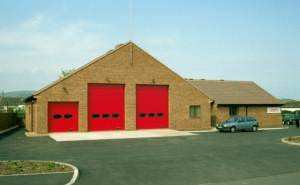 Williton Fire Station
