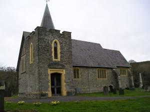 Llandyfriog Church