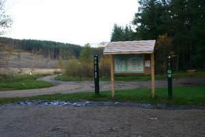 Forest Walks car park