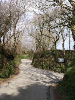Lane junction, Hendra