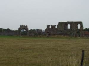 Remains of Franciscan Monastery, Dunwich