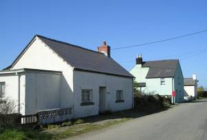 Cottages at Penrherber