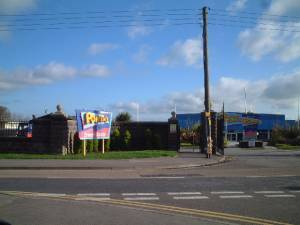Pontins Holiday Camp, Brean Sands