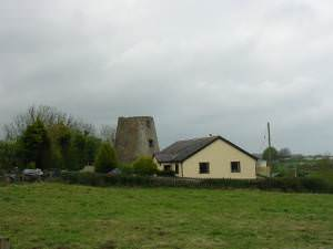 Old windmill, Brynteg, Anglesey