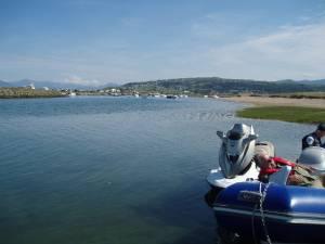 Mochras Lagoon