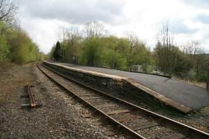 Cynghordy Station