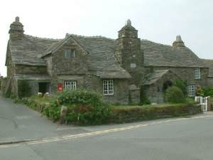 Tintagel Old Post Office