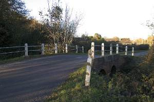 Organford Bridge, Dorset