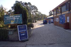 Sandford Holiday Park, Wareham, Dorset