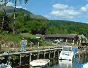 Boat House Restaurant Milton Morenish