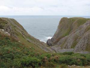 Coast near Overton, Gower