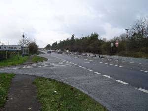 A1, near Thornhaugh