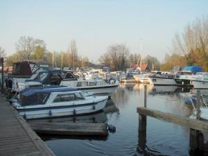 The Marina at Loddon
