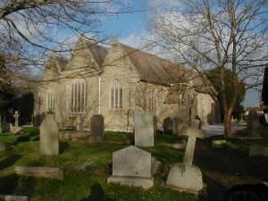 Illogan Church