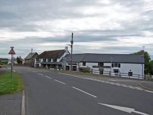 The Post Inn, Whiddon Down