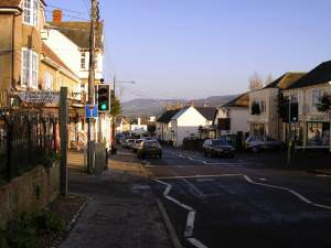 The Street, Charmouth.