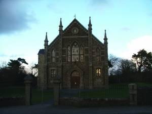 Scorrier Church