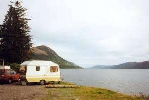 Loch Ness Caravan Park