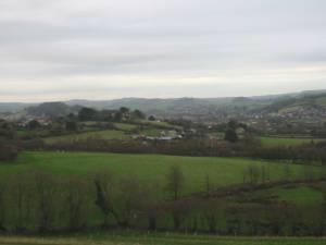 Farmland and Watton