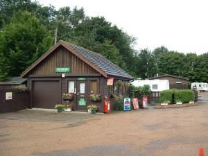 The Office, Caravan Club Site, Norfolk Showground