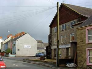 Farmers store, Clunderwen