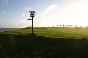 League Hole, Hopton