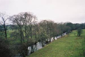 River Caldew, north of Haltcliff Bridge