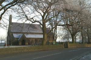 St. James the Great Parish Church, Wrightington