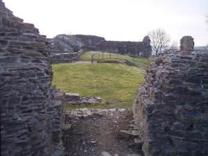 Dolforwyn Castle, Powys