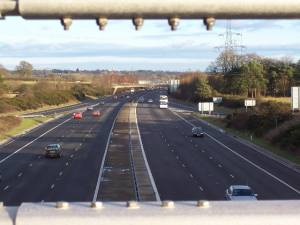 M27 at Junction 2