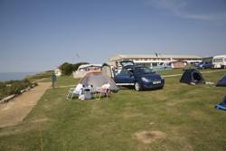 Brighstone Campsite, IOW