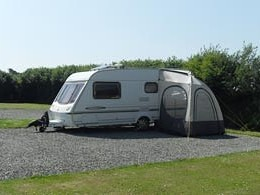 Caravan Pitch Redlands