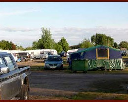 Great Birchwood Campsite, Blackpool