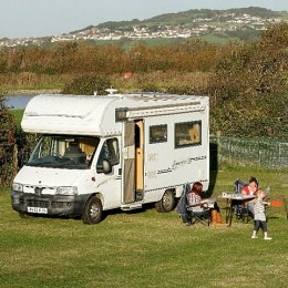 Caravan Park, Warren Farm