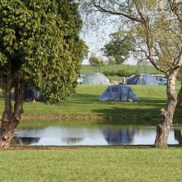 Thorpe Farm Campsite Lake