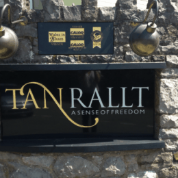 Tanrallt Holiday Park