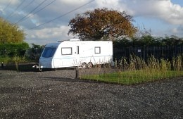 Woodside Caravan Pitch