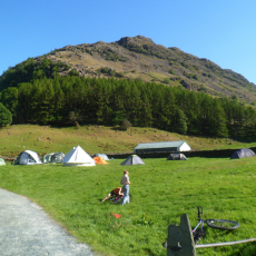 chapel house farm campsite